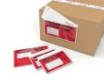 Verzendverpakkingen - paklijsten
